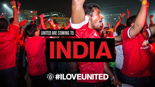 Manchester United comes to Mumbai again with #ILOVEUNITED event!
