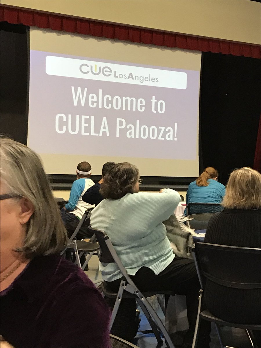 Exciting to network and learn #cuela https://t.co/2UcHCUJNhc