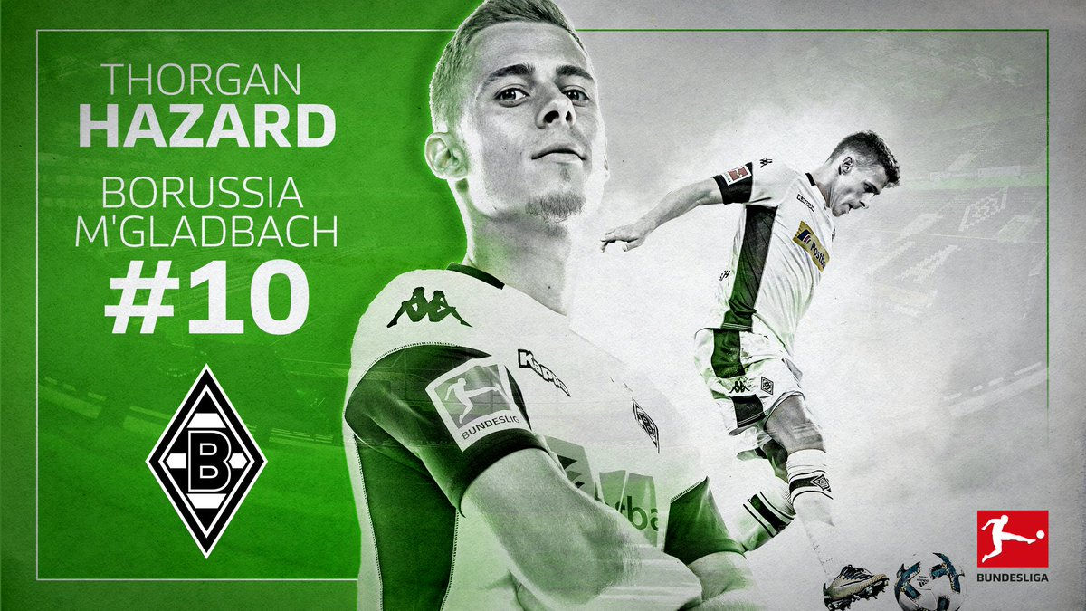 A sigh of relief around BORUSSIA-PARK 😌   @HazardThorgan8 kills the game on the counter 🎯 #BMGFCA 2-0 https://t.co/oMCJA5NXPL
