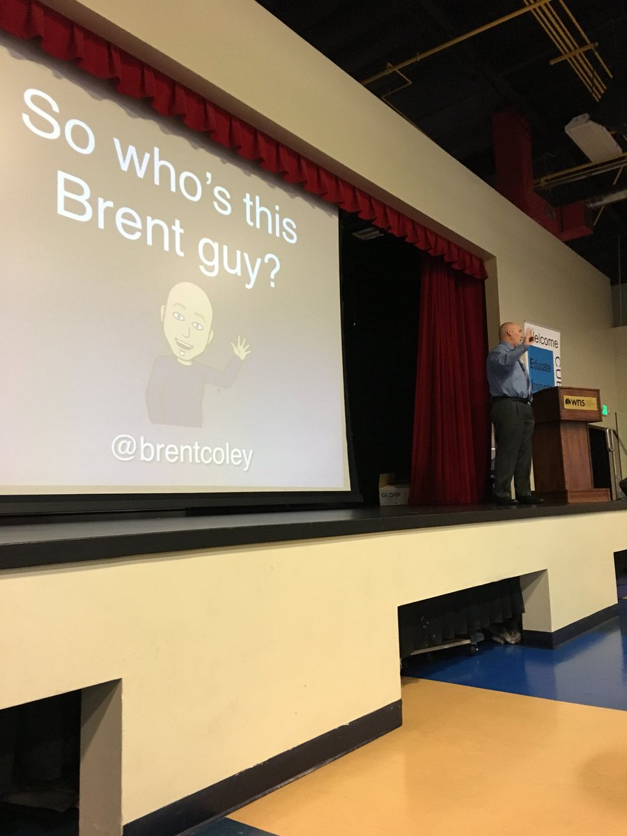 @brentcoley We see you bro! #cuela #cue @cuelosangeles #education https://t.co/wkwoj6egcx