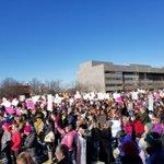 RT : #RallyOnRaleigh photos! #WomensM...