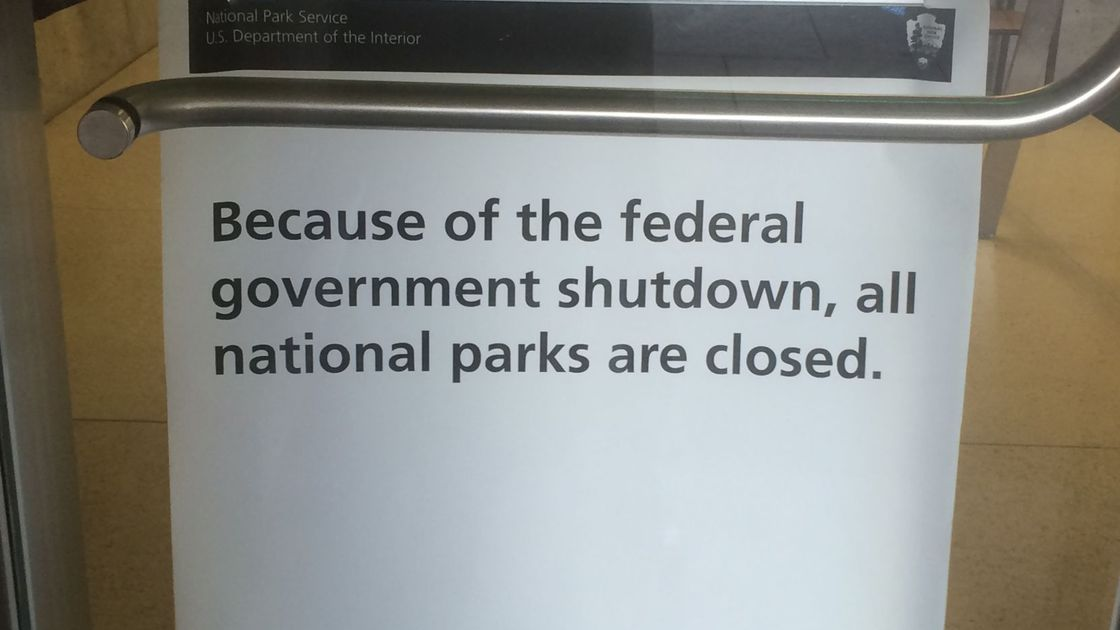Government shutdown: What's closed, who's affected