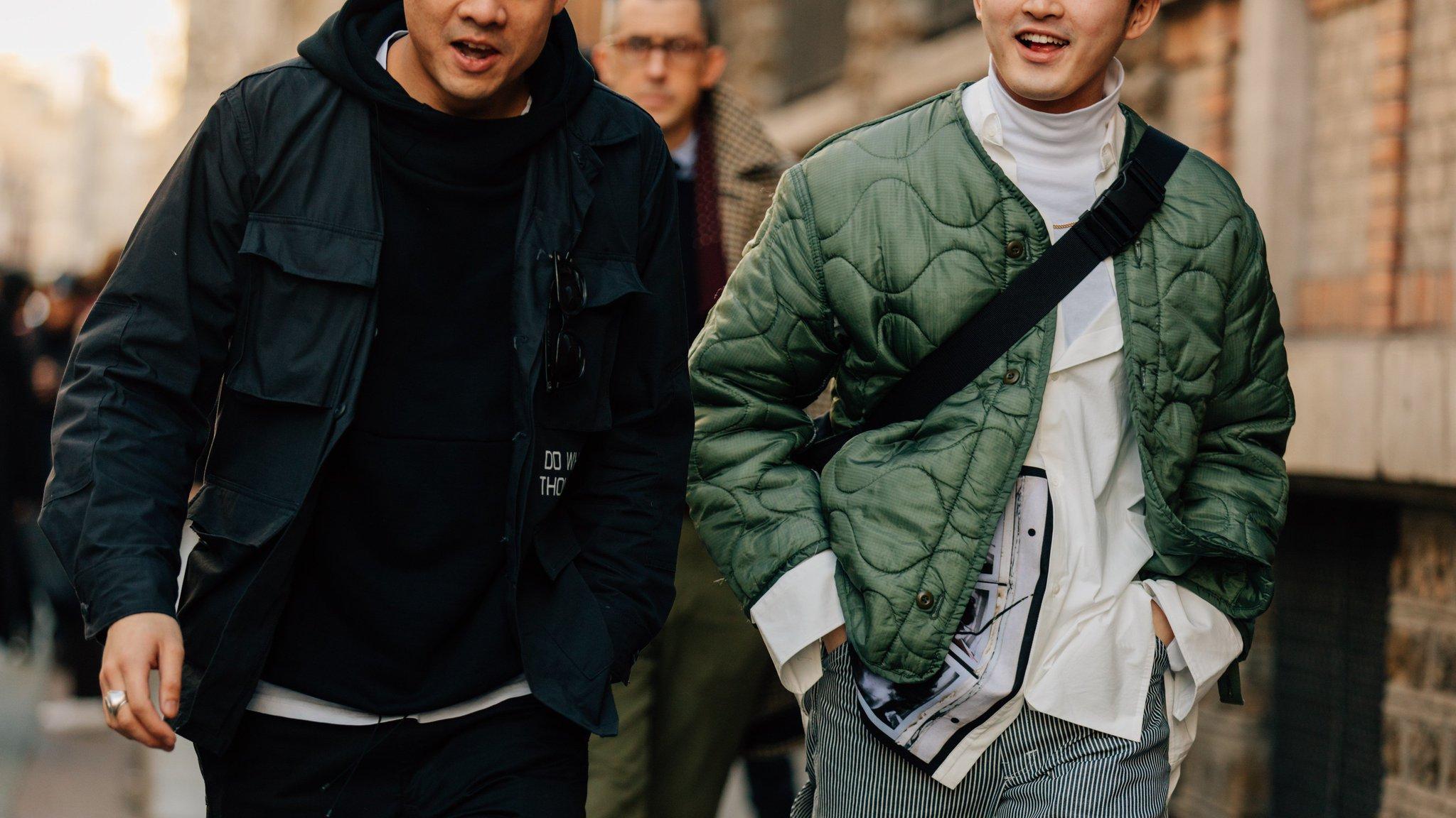 The best street style from Paris Fashion Week (so far) https://t.co/RaLw0pKPrj https://t.co/8iKWwMbb6K