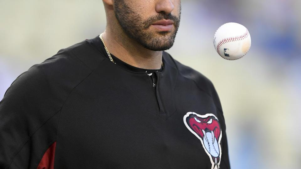 Red Sox chairmain Tom Werner: 'We are in active negotiations with JD Martinez' https://t.co/eqYZoY9Oz8 https://t.co/5LtrmQh0zJ