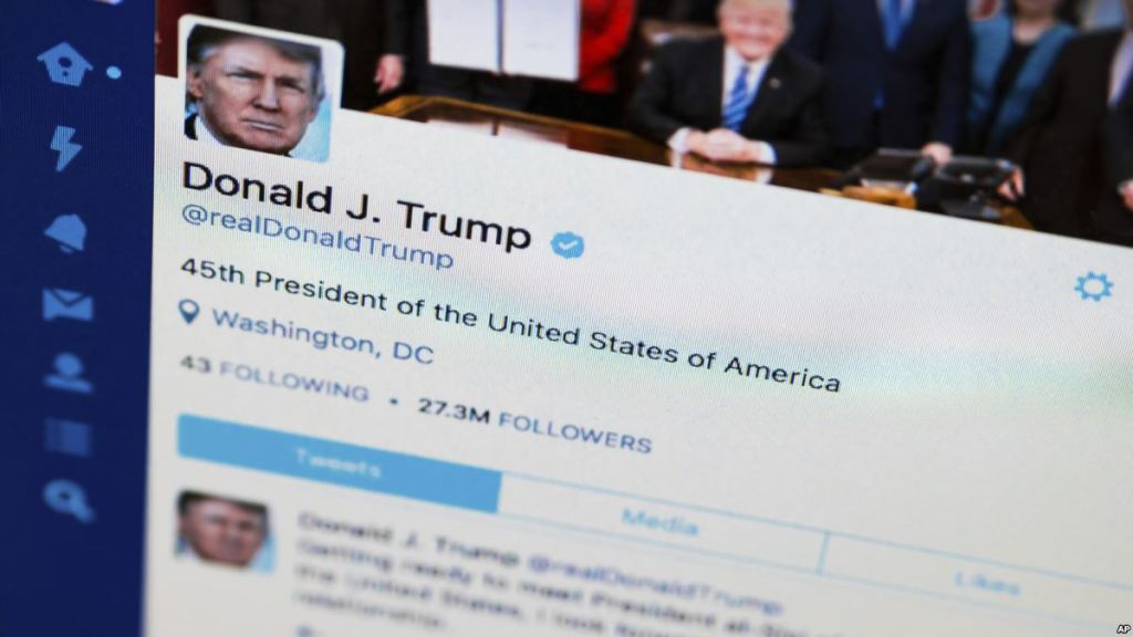 Most Retweeted Trump Postings Reflect Highs, Lows of President's First Year https://t.co/6B2suvSwXv https://t.co/wu0uDosmD6