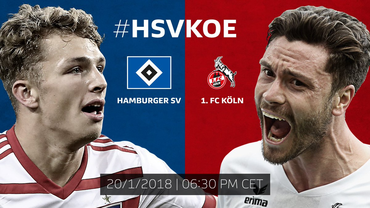 Don't. Go. Anywhere.  SIX points up for grabs this evening. #HSVKOE https://t.co/35Ara1gdPZ