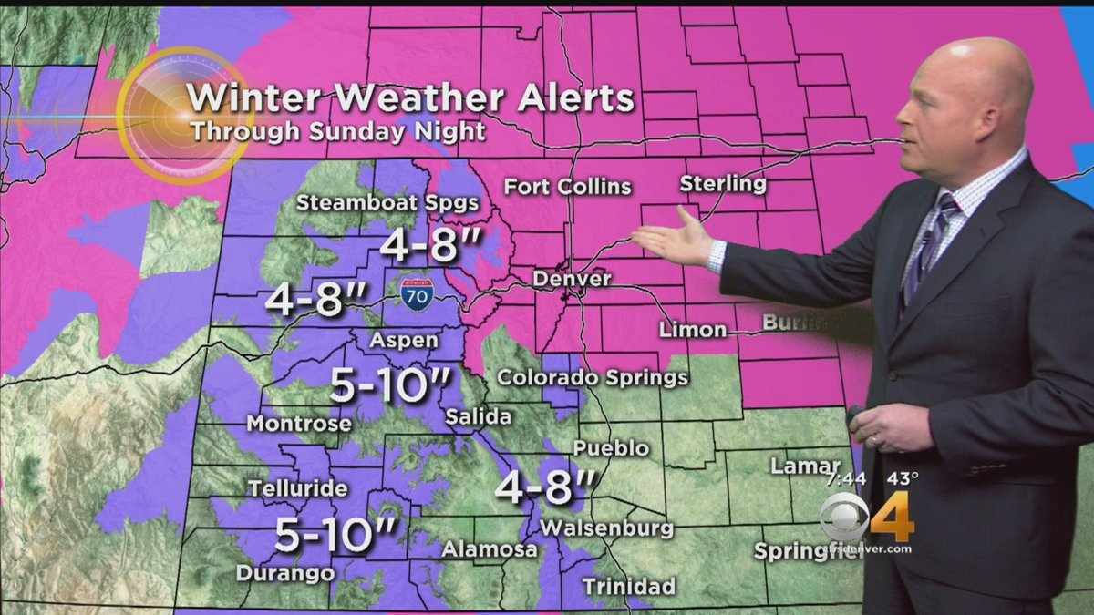 Latest Forecast: Strong Winter Storm Arrives Tonight
