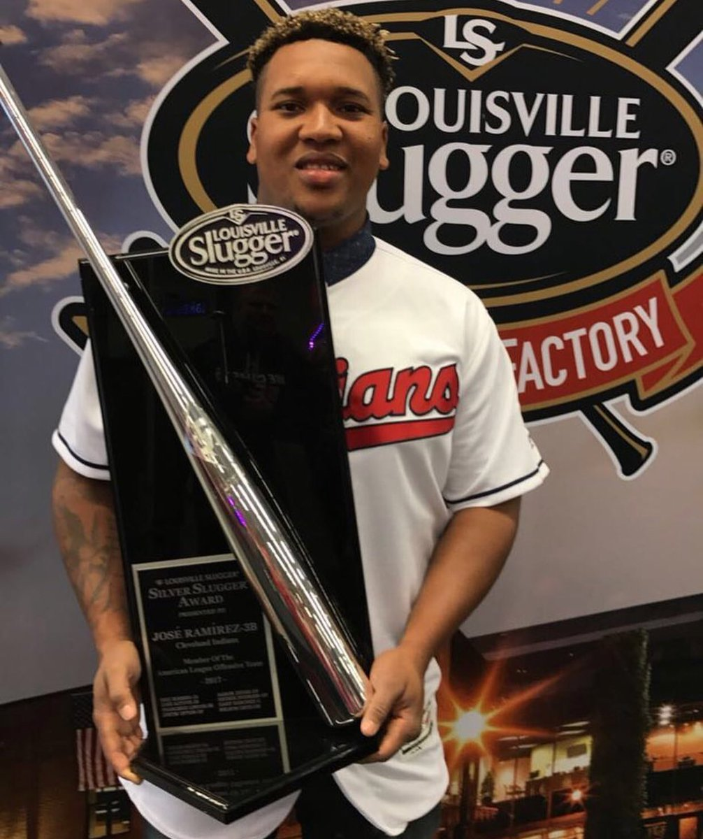 💪💪🏆🏆 (📷: @MrLapara) #Tribefest #SilverSlugger https://t.co/OdcYhrISgn