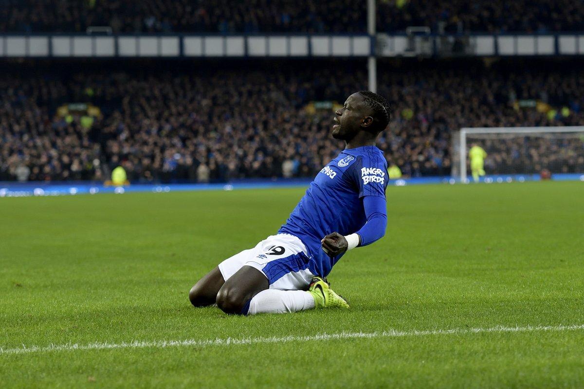 ⚽💥BUT de Baye Oumar Niasse avec Everton. Son sixième de la saison!  #EVEWBA https://t.co/3YnjYVU4tc
