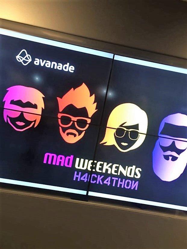 Começou! Primeiro Hackaton nacional da Avanade Brasil! #technology #hackaton #goOrange #Avanade #SP #PE https://t.co/9sDZHGhxS3