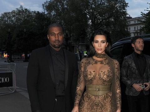 Après North et Saint, le troisième enfant de Kim Kardashian et Kanye West s'appelle...