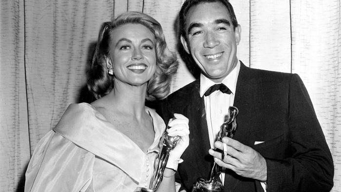 Oscar winner Dorothy Malone, mom on 'Peyton Place,' has died https://t.co/f5dMUSVxRh https://t.co/Ddxmhaa8yC
