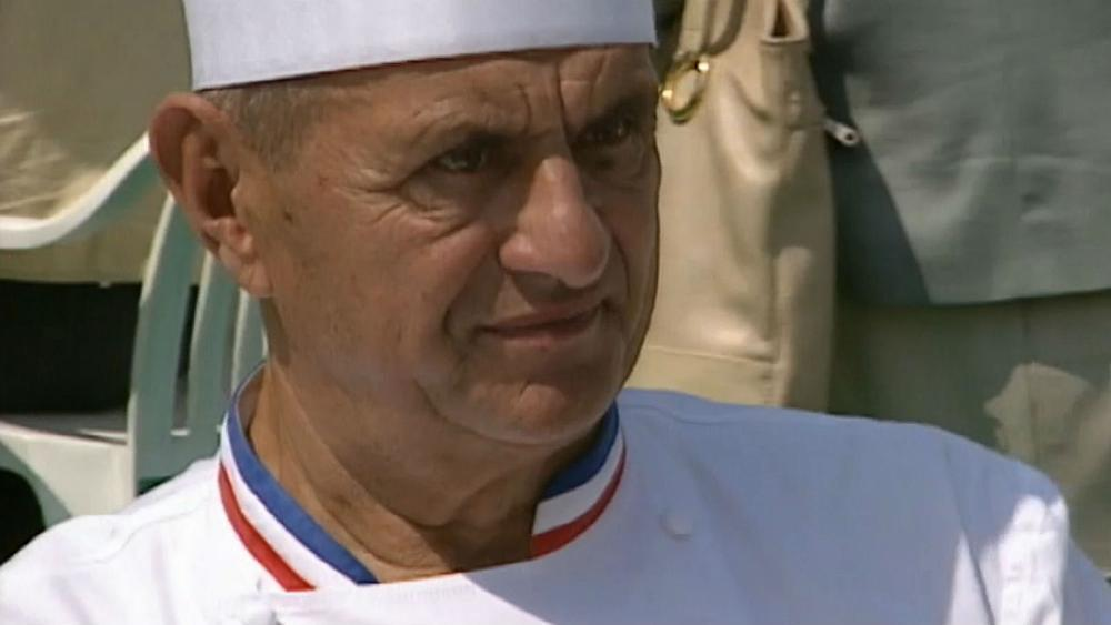 French chef Paul Bocuse dies aged 91, according to France's interior minister