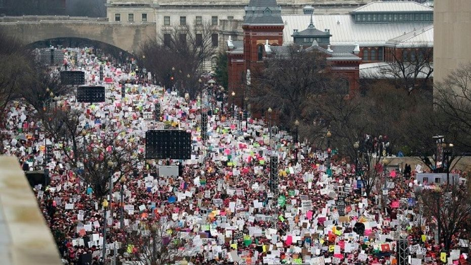 Women's March will focus on voter registration, electing more women, organizers say