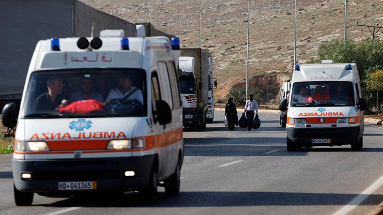 11 killed, 44 injured in bus accident in Turkey