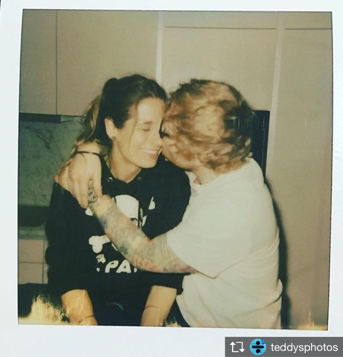 Ed Sheeran is engaged to longt cherry seaborn