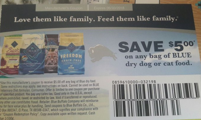 ebay Deals :  blue buffalo coupons https://t.co/FNKQYBCBli https://t.co/lhpGzuNkjh