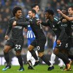 Full-time: Brighton 0-4 Chelsea!! The Blues take...