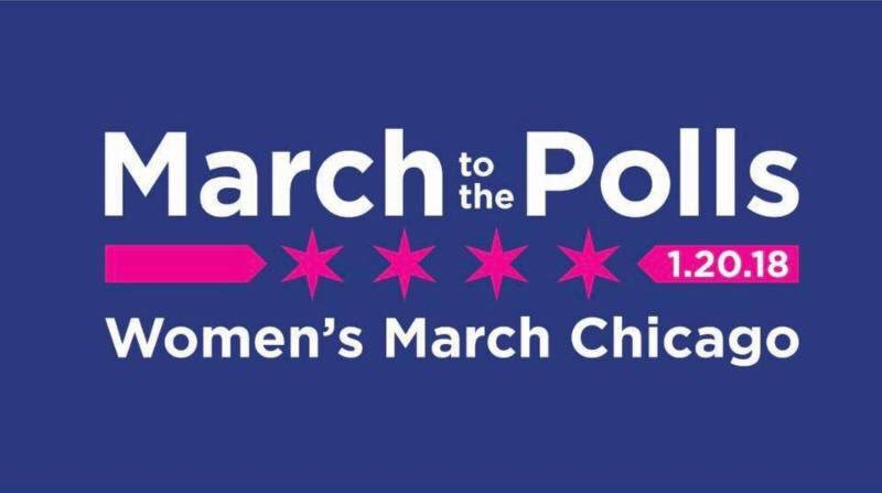 test Twitter Media - After you workout with me at Lindop School, let's head downtown and March to the Polls in the Women's March Chicago!  #womensmarch https://t.co/sKzniJqi2E