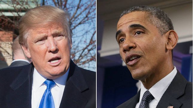 Trump blamed Obama for previous shutdown, said only presidents are to blame https://t.co/vK5J2loxfG https://t.co/7iNXcL1ZeR
