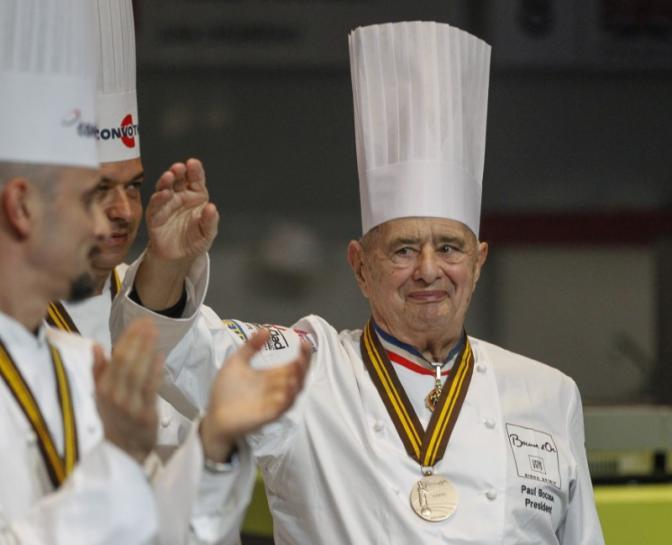 'Nouvelle cuisine' pioneer Bocuse dies at 91