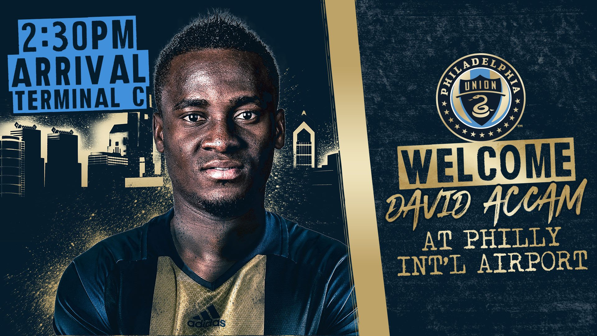See you at 2:30PM @iamdavidaccam!   More information about David's arrival: https://t.co/QZAOrozLDu  #DOOP https://t.co/s1QIMxWpSL