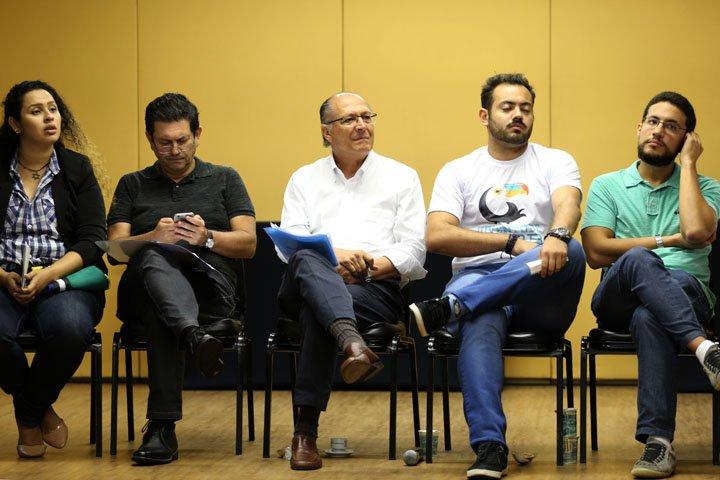 @BroadcastImagem: Alckmin se reúne com Juventude Nacional do PSDB no Rio de Janeiro. Wilton Júnior/Estadão