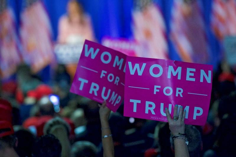 In Pennsylvania, women who voted for Trump voice support after first year https://t.co/Q3UiUhktJn https://t.co/GXvaK19mSr