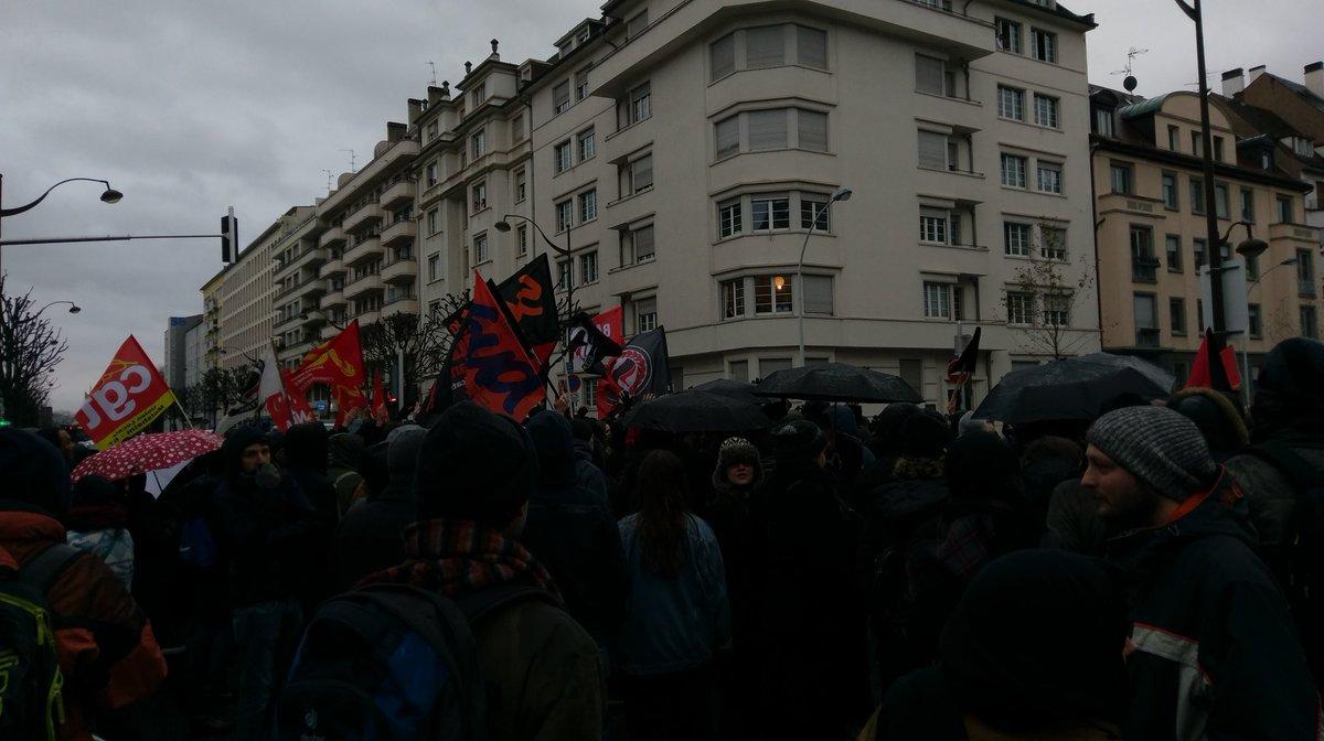 """test Twitter Media - La #FCPE 67 à la manifestation #Antifa antifasciste contre le """"bastion social"""" à #Strasbourg https://t.co/EwYEGnVokV"""