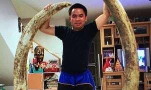 Thai police arrest notorious wildlife trafficking suspect https://t.co/ptQfFkabVA https://t.co/yJqmTOTfzi