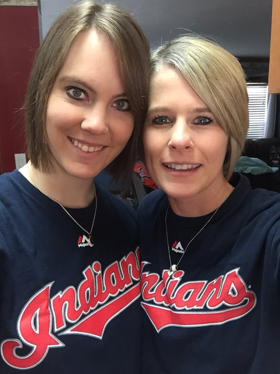 @Indians SO EXCITED FOR TRIBE FEST TODAY!! Baseball Fever is REAL! @Lindor12BC @TheJK_Kid #TribeFest #BoysOfSummer https://t.co/Hf04Rf6gjN