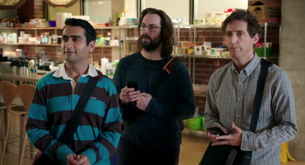 Watch the trailer for season five of Silicon Valley https://t.co/H1Q5AYVyWj https://t.co/6edjVLK9Ow
