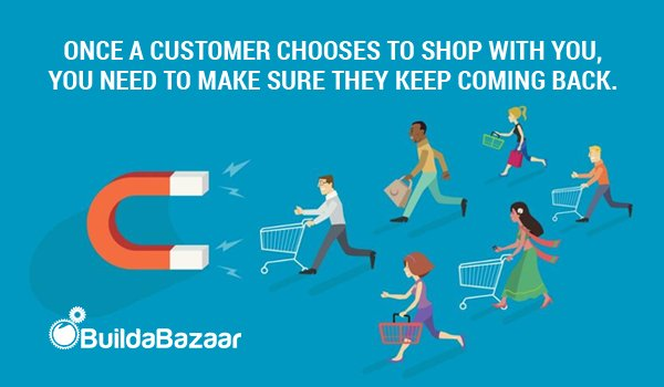test Twitter Media - Loyal Customers Are The Key To Growth #buildabazaar #ecommercesolutions #onlinestorebuilder #websitebuilder #ecommercestorebuilder #themejungle #infibeam #buildabazaarthemes https://t.co/deqGdN5nni