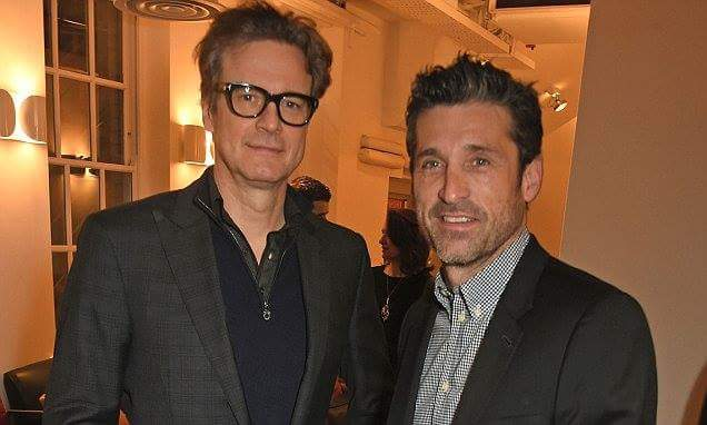 "COLIN FIRTH ADDICTED HAPPY BIRTHDAY ""PATRICK DEMPSEY\"" ^^"