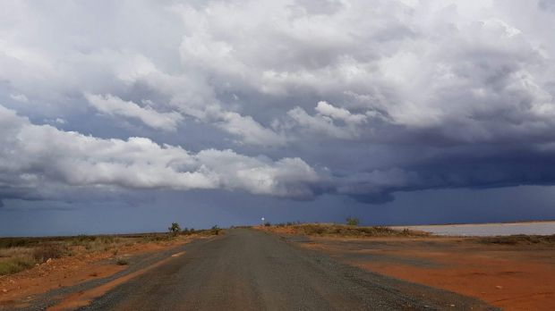 Perth to get a soaking as ex-tropical cyclone moves south