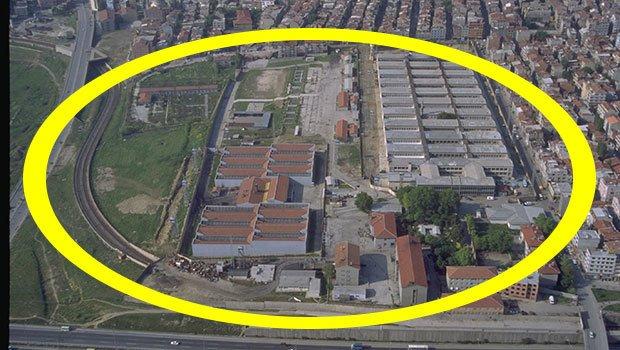 O eski halinden eser yok şimdi! Bir zamanlar İstanbul'un en ünlü cezaeviydi https://t.co/yNIshpkm8v https://t.co/Knp64z7inP