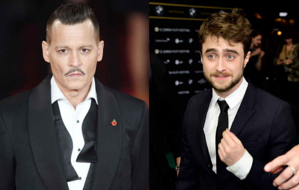 Daniel Radcliffe responds to Johnny Depp's controversial casting in 'Fantastic Beasts 2' https://t.co/QrA3vfG1yn https://t.co/newdHyVH5O