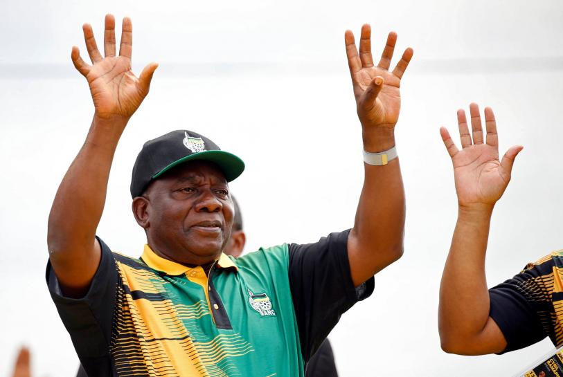 South Africa 'open for investment', new ANC leader Ramaphosa says