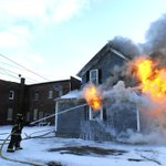 No hydrant hinders fighting Berville house fire