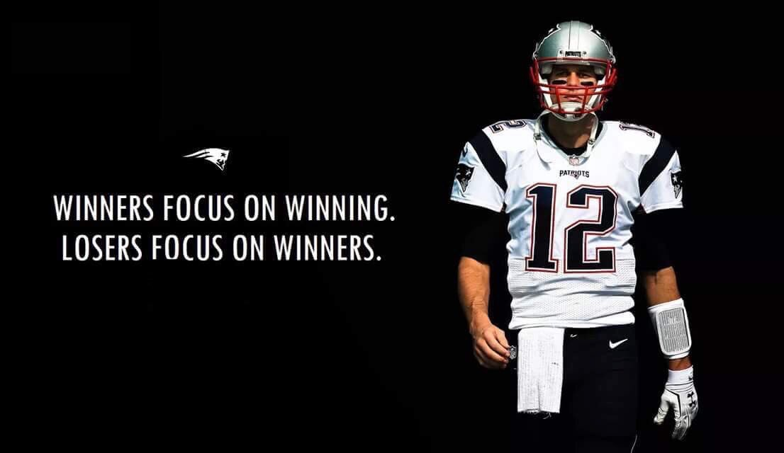 A storm is coming.  #NotDone #GoPats #Patriots https://t.co/oEpaN2ZD8B