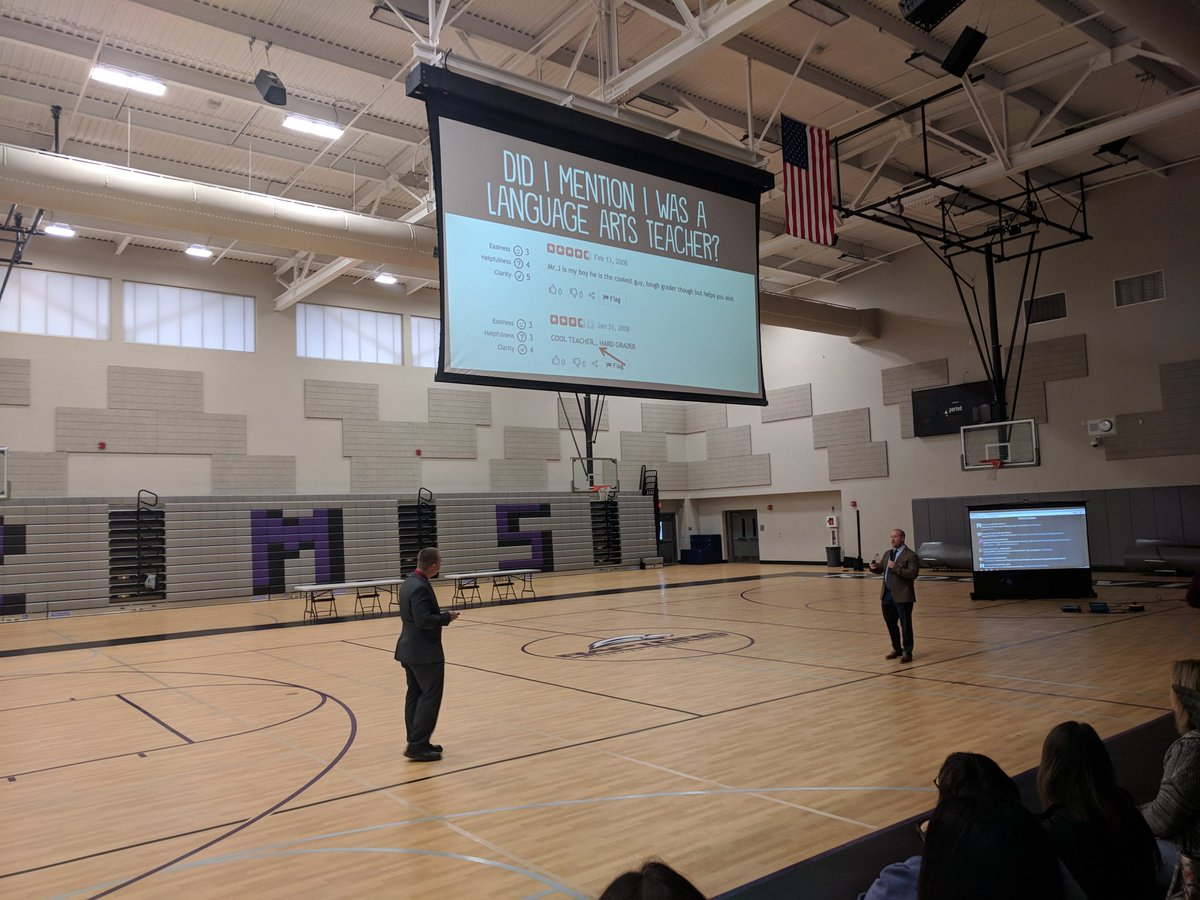 .@ajjuliani and @spencerideas rocking the #techrodeo keynote. Thanks to @gcouros for the recommendation. https://t.co/vDRTYdmE97