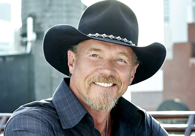 This goes out to this tall drink of water.. Happy Birthday Trace Adkins. I hope your day it\s great
