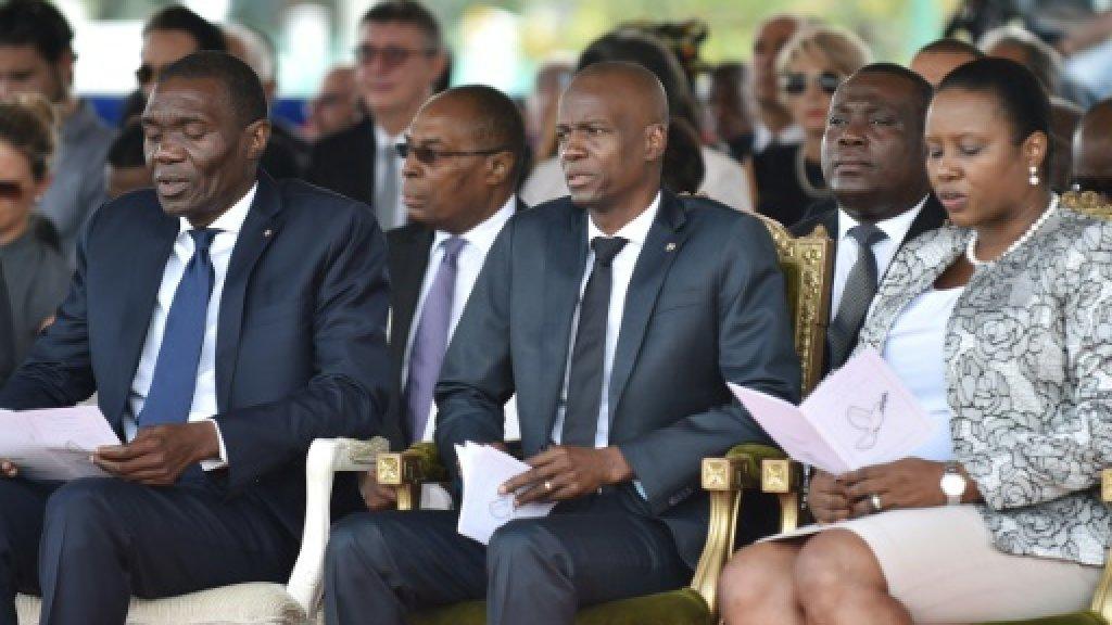 Trump's 'shithole' remark no shock to Haitians