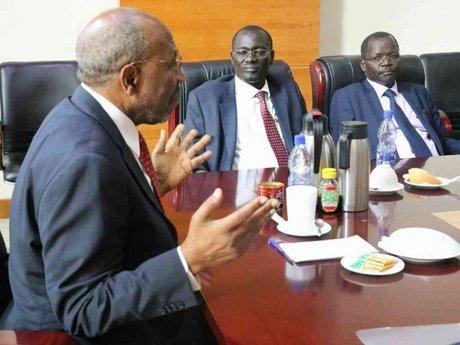 Nanok takes peace, security talks to Uganda after Turkana attacks