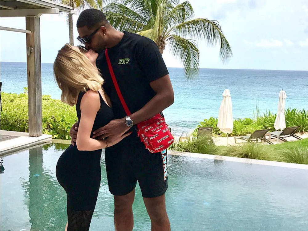 Tristan Thompson Can't Stop Writing Love Notes To Pregnant Khloé Kardashian