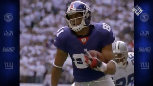 ROAD TO SBXLII  #NYGiants vs. Dallas Highlight: Amani Toomer breaks tackles for 52-yard TD during Big Blue's 21-17 win over the Cowboys ten years ago today! https://t.co/NzfuF4Lr8S