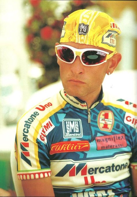 "Happy Birthday Marco Pantani "" Il Pirata\"". Forever in our hearts and minds. R.I.P"