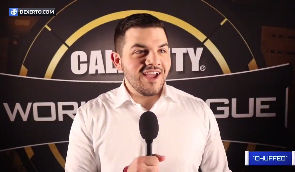 RT @DexertoIntel: We've tested @CourageJD on British slang at #CWLNOLA.  How did you do? https://t.co/Fbzwknev0B
