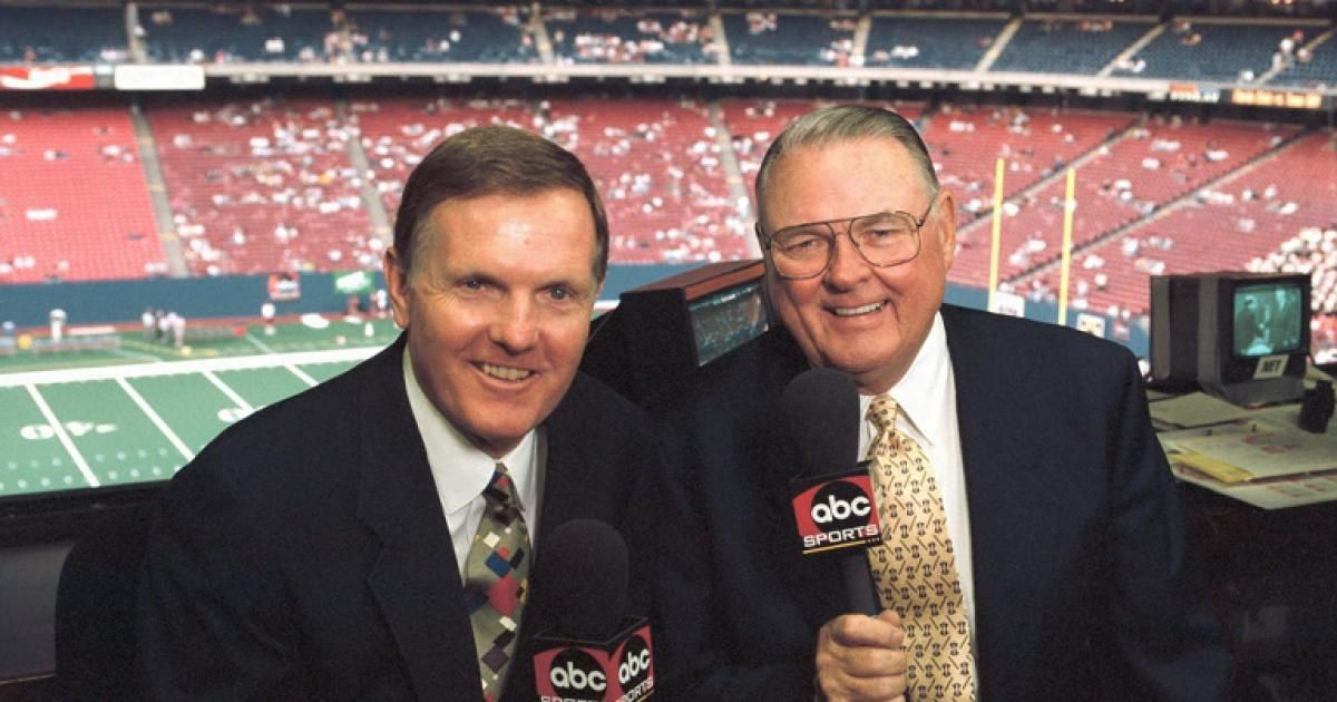 JUST IN: Keith Jackson, the legendary voice of college football, has died at 89 https://t.co/h94w35TTWD https://t.co/gcScs5h1bZ