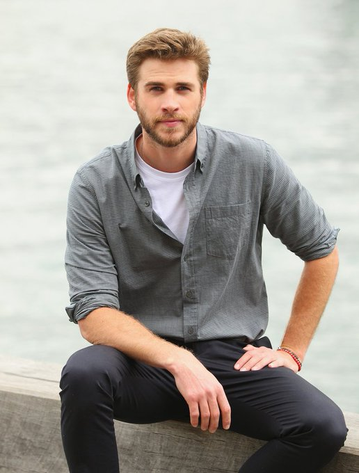 Happy 28th Birthday Liam Hemsworth